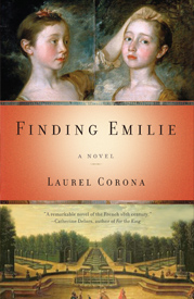 Finding Emilie book cover