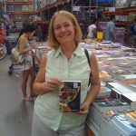 Laurel at CostCo with The Four Seasons
