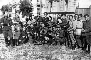 Abba Kovner and the Partisans of Vilna