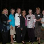 Jane Rotrosen Agency clients at HNS Conference