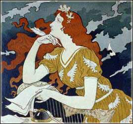 Marquet-WomanWriting